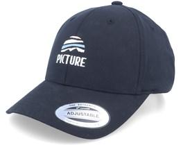 Palomas Cap Black Adjustable - Picture