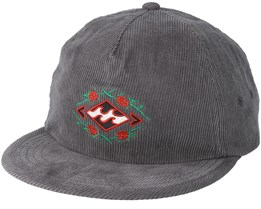 Reissure Cord Pewter Snapback - Billabong