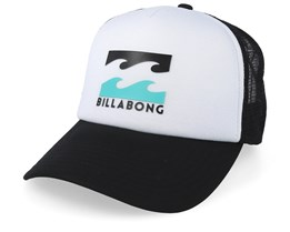 Podium White/Black Trucker - Billabong