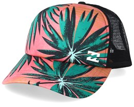 Tropicap Coral Bay/Black Trucker - Billabong