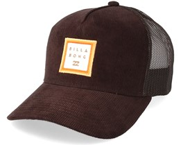Stacked Brown Trucker - Billabong