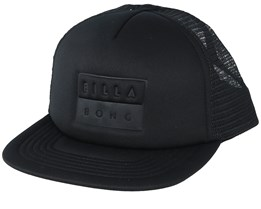 Die Cut Black Trucker - Billabong