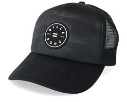 Scope Black Camo Trucker - Billabong