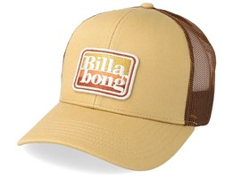 Walled Caramel Trucker - Billabong