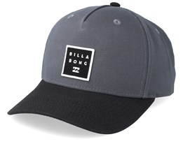 Stacked Charcoal/Black Adjustable - Billabong