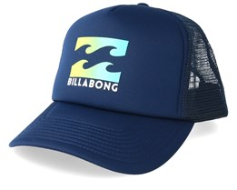 Podium Navy/Lime Trucker - Billabong