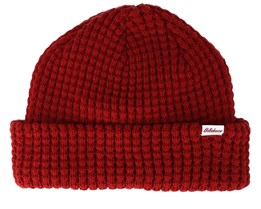 Beanie Red Cuff - Billabong