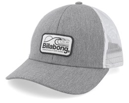Walled Grey/White Trucker - Billabong