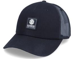 Icon Mesh Cap All Black Trucker - Element