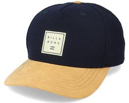 Stacked Up Wool Navy/Suede Adjustable - Billabong