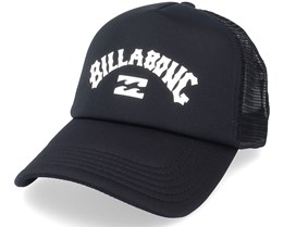 Podium Black Trucker - Billabong