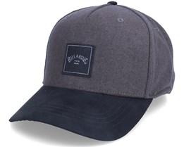 Stacked Up Dark Grey/Black Adjustable - Billabong
