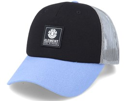 Icon Mesh Cap Off Black Trucker - Element
