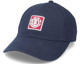 Treelogo Boy Cap Eclipse Navy Adjustable - Element