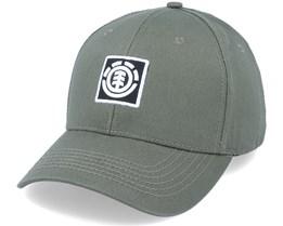 Treelogo Cap Army Adjustable - Element