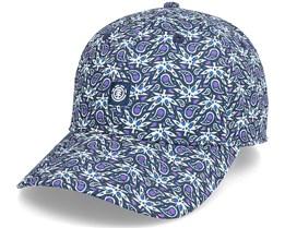 Fluky Blue Maple Dad Cap - Element