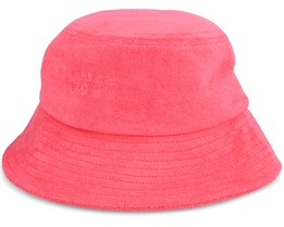 Summer Crush Hat Hot Coral Bucket - Billabong