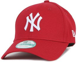 New Era - NY Yankees 940 Basic Scarlet