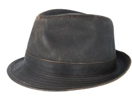 Co/Pe Brown Trilby - Stetson