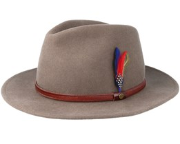 Woolfelt Brown Traveller - Stetson