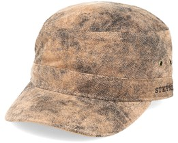 Army Pigskin Brown Adjustable - Stetson