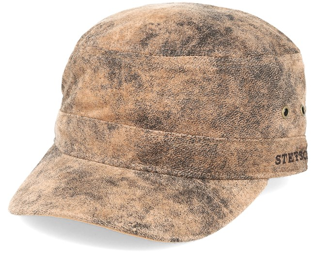 34625c9ac Army Pigskin Brown Adjustable - Stetson caps - Hatstoreaustralia.com