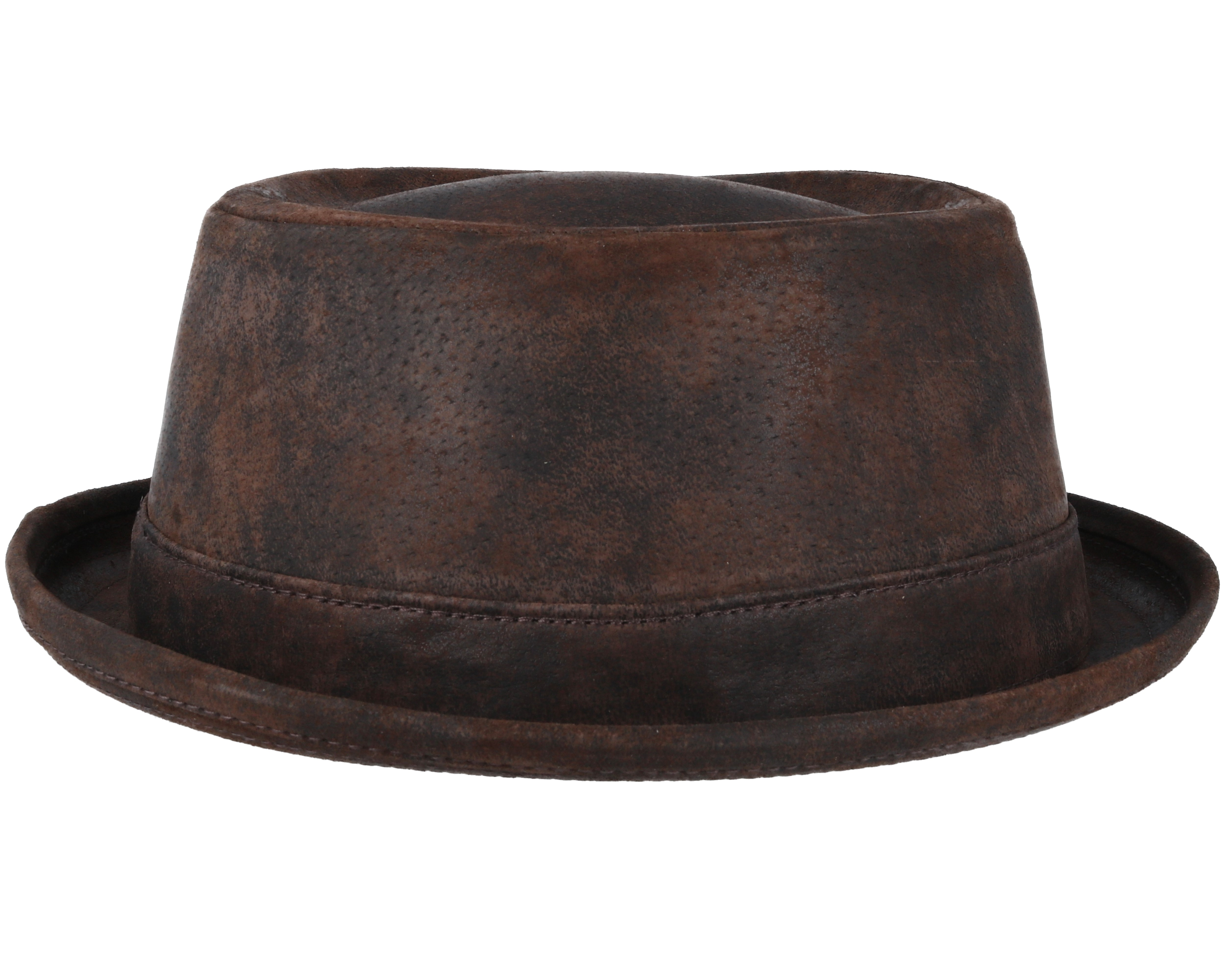 Pig Skin Brown Pork Pie Stetson Hats Hatstoreaustralia Com
