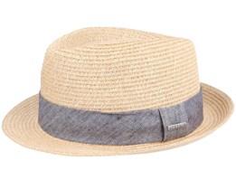 Trilby Toyo Beige Straw Hat - Stetson