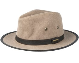 Canvas Oliv Traveller - Stetson