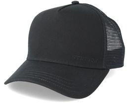 Cotton Black Trucker - Stetson