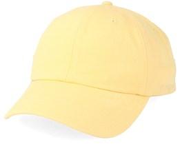 Baseball Cap Cotton Yellow Adjustable - Stetson