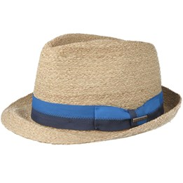 1310ed677a2 Player Toyo White Trilby - Stetson hats - Hatstoreworld.com