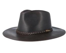 Western Buffalo Leather Brown - Stetson
