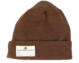 Merino Wool Brown Cuff - Stetson