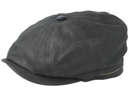 Hatteras Outdoor Black Flat Cap - Stetson