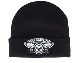 Car Club Black Cuff - Stetson