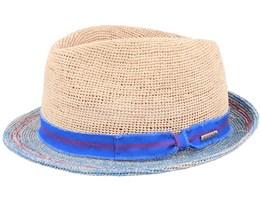Trilby Crochet Straw Hat - Stetson