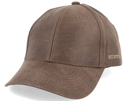 Baseball Co/Pes Brown Adjustable - Stetson