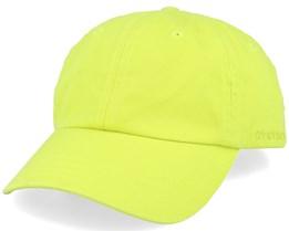 Cotton Neon Yellow Adjustable - Stetson