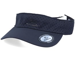 Women's Snake Black Visor - Cobra