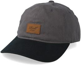 Tone Dark Charcoal/Black Adjustable - Reell