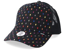 Wlu Woven Dots/Black Trucker - Djinns