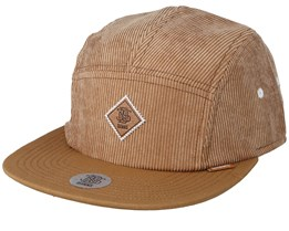Washed Corduroy Wheat 5-Panel - Djinns