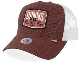 Hft Dnc Rough Canvas Wine Trucker - Djinns