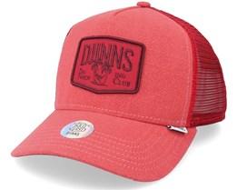 Hft Hippy Canvas Red Trucker - Djinns
