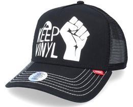 Hft Keep Vinyl Black Trucker - Djinns