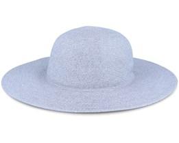 Floppy Light Grey Sun Hat - Seeberger