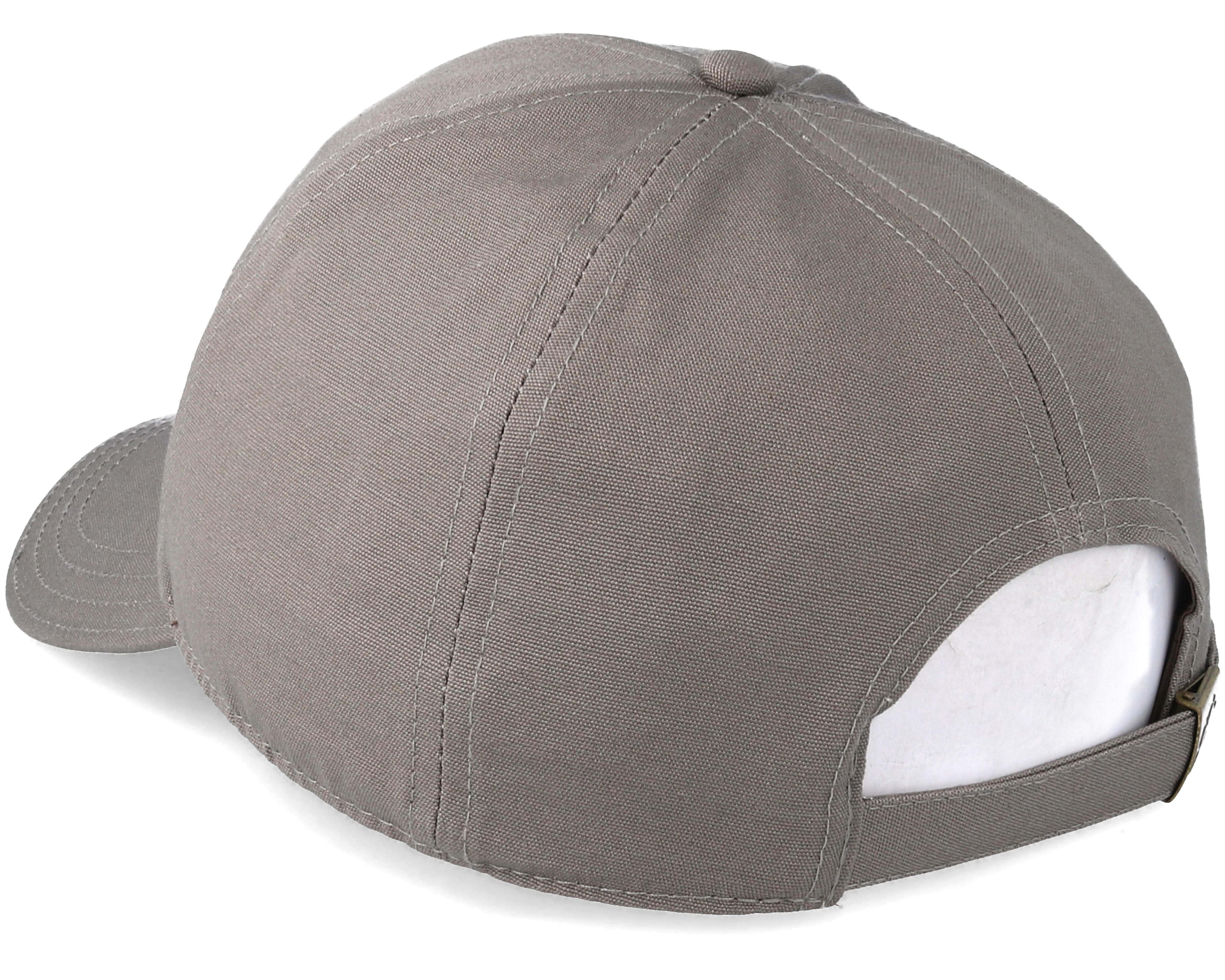 Baseball Cap Siltstone Grey Adjustable Jack Wolfskin