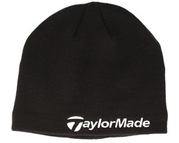 Beanie Black Traditional Beanie - Taylor Made