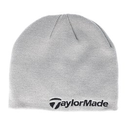 Taylor Made Beanie Grey Traditional Beanie - Taylor Made £14.99 d797ea4c2943